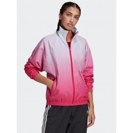 Adidas Tracktop női cipzáras pulóver