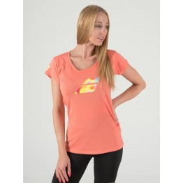 Babolat Exercise Big Flag Tee W női póló