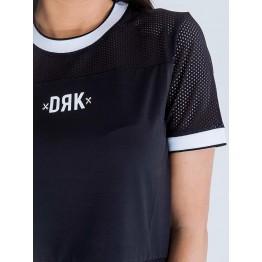 Dorko Mesh Jersey Crop Top Women női póló
