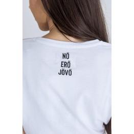 Dorko Nő Erő Jövő Cropped T-shirt Women női póló
