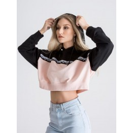 Dorko Cropped Sweater Women női pulóver