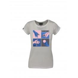 Dorko Drk X Burinda Sára T-shirt Women női póló