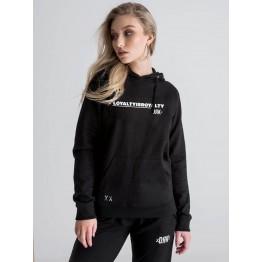 Dorko Drk X Loyalty Is Royalty Hoodie Women női kapucnis pulóver