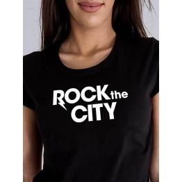Dorko Drk X Rock The City Woman női póló