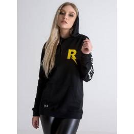 Dorko Drk X Rock The City Hoodie Woman női kapucnis pulóver