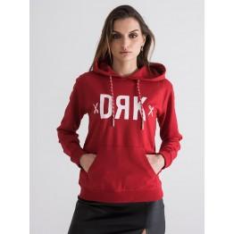 Dorko Big Logo Hoodie Women női pulóver