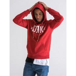 Dorko Big Logo Hoodie Men férfi pulóver