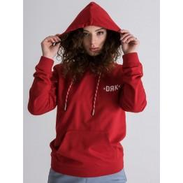 Dorko Small Logo Hoodie Women női pulóver