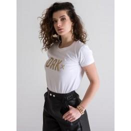 Dorko Gold Logo T-shirt Women női póló
