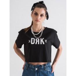 Dorko Crop Top Women női póló