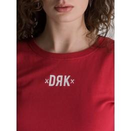 Dorko Small Middle Logo T-shirt Women női póló