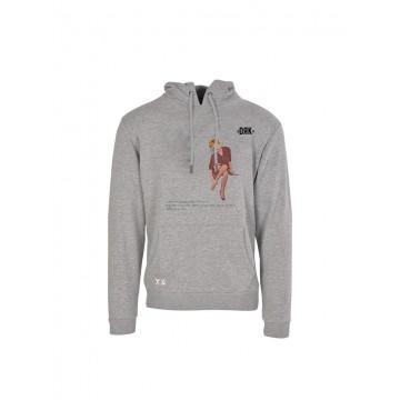 Dorko Drk X Engemnemkövetsenki Hoodie női kapucnis pulóver