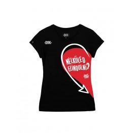 Dorko Drk X Halott Pénz Valentine T-shirt Wome női póló