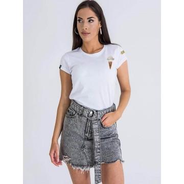 Dorko Drk X Halott Pénz T-shirt Women női póló