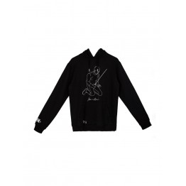 Dorko Drk X Szatmari Andris Hoodie Women női kapucnis pulóver