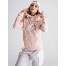 Dorko Páros Hoodie: Én Tégedet női kapucnis pulóver
