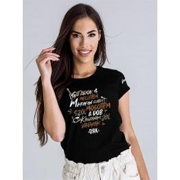 Dorko Drk X Fontos A Szöveg női póló