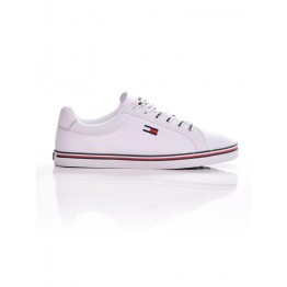 Tommy Hilfiger Essential Lace Up Sneaker női vászoncipő
