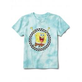 Vans Wm Vans X Spongebob Jump Out Crew Tee női póló